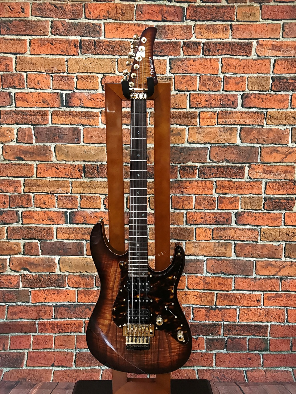 T's Guitars DSTC-Pro24 Koa Top Rosewood Neck [used beauty goods] [Made in Japan] [custom products]