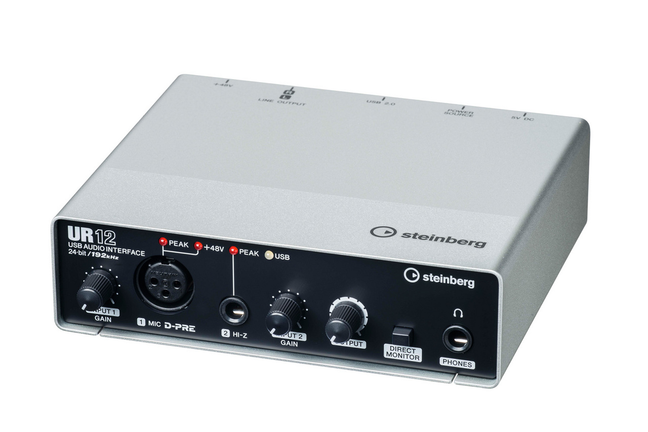 Steinberg UR12 2 x 2 [You can unopened article immediate delivery!] USB audio interface