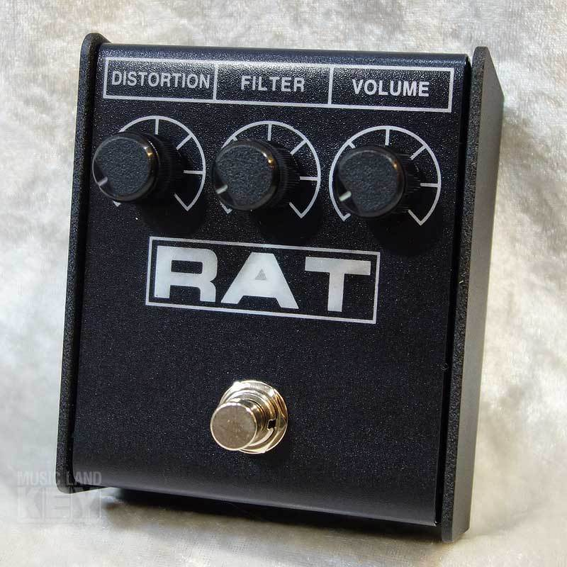 Pro Co RAT II [bargain basement 45% OFF !! classic distortion stock !!!!]