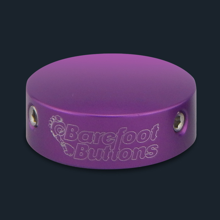 Barefoot Buttons V1 Purple