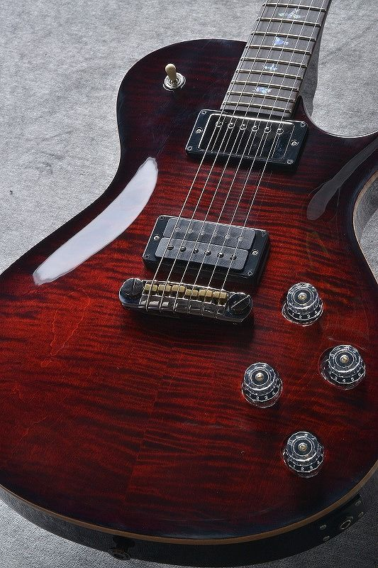 Paul Reed Smith(PRS) 2018 Wood Library Mark Tremonti -Fire Red Burst(STAINED NECK)-