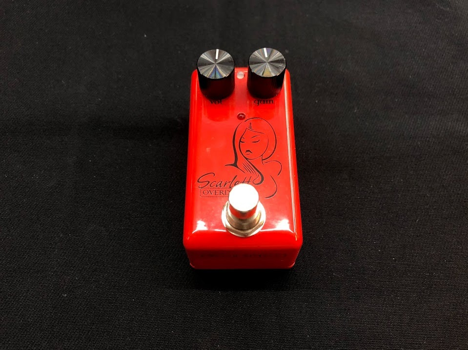 RED WITCH Seven Sister Scarlett Overdrive