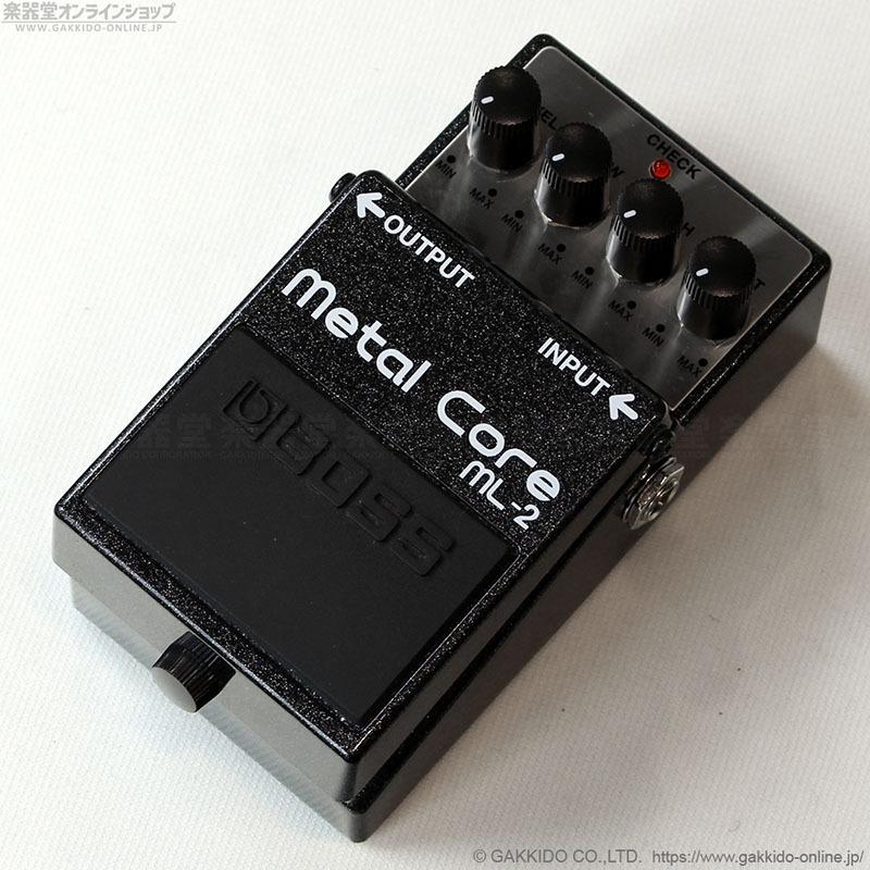 BOSS ML-2 Metal Core # DY078XX