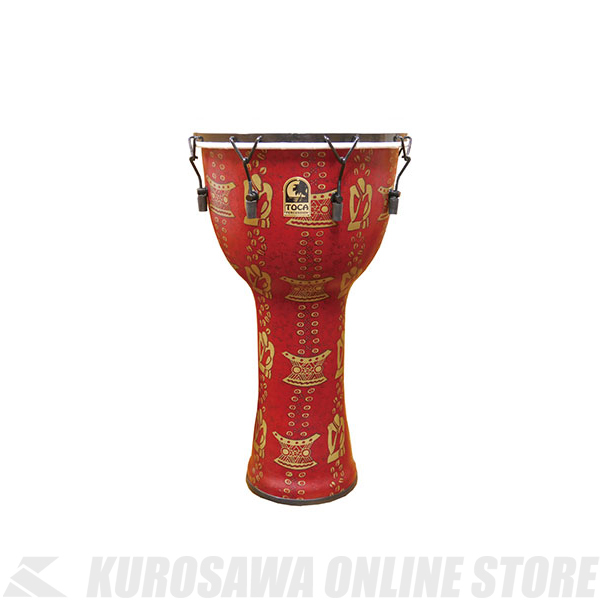 "TOCA Freestyle II Djembe 14"" - Thinker - Synthetic Head w/Bag[TF2DM-14TB]《ジャンベ》【送料無料】"