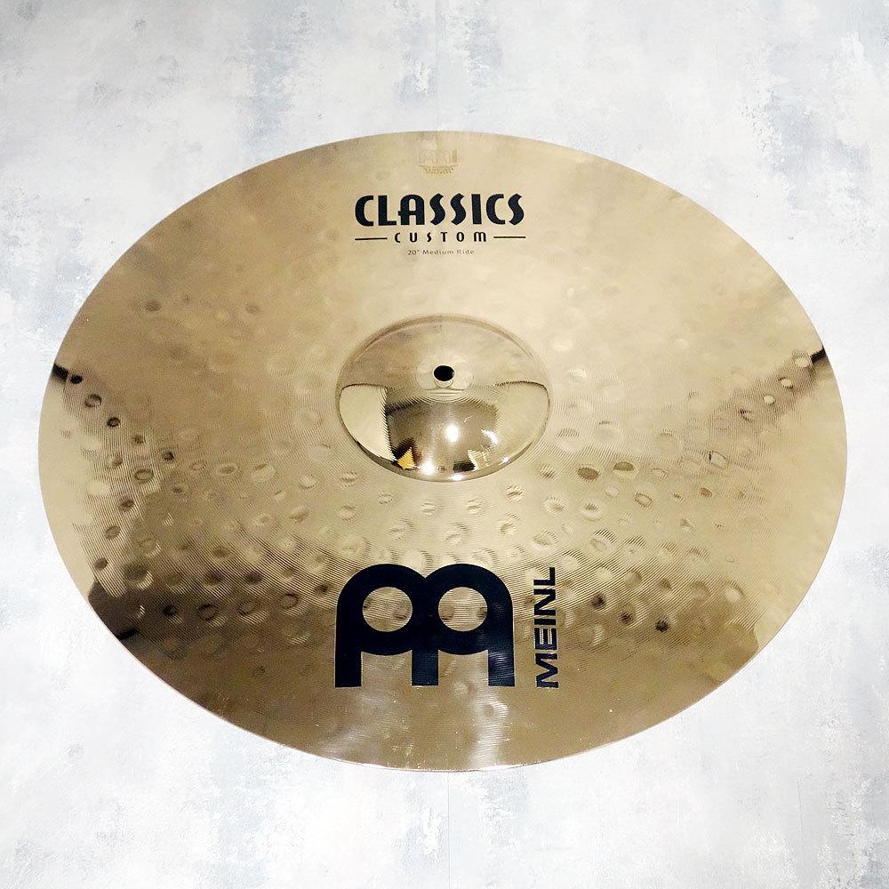 "Meinl Classics Custom Rides 20 ""CC20MR-B [KEY Kyoto shop MEINL cymbal 35% OFF !!]"