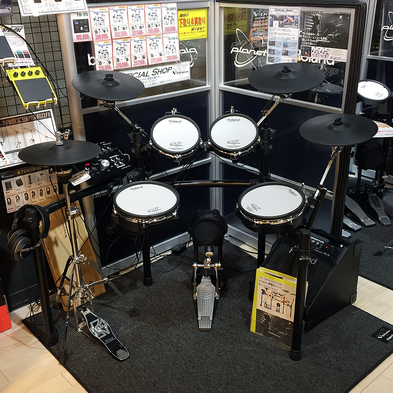Roland V-Drums TD-25KV-S [exhibition replacement bargain basement!]