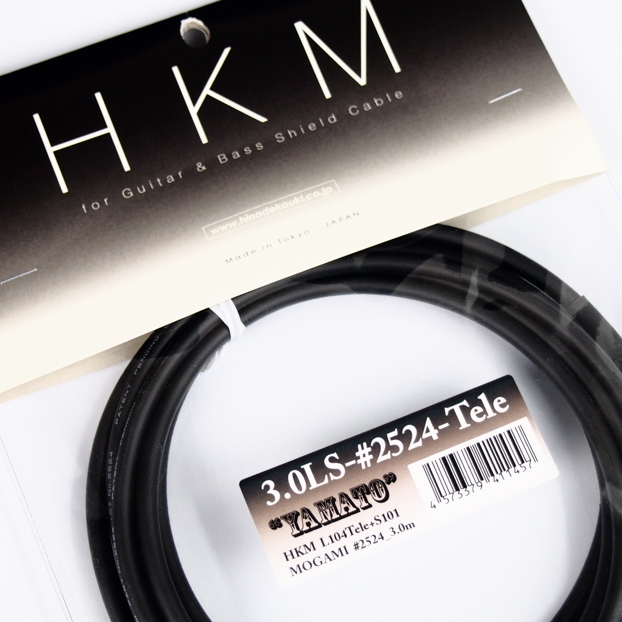HKM cables YAMATO 3LS-TL