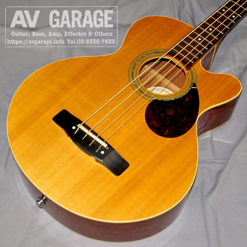 Greg Bennett AB-2 Electric  Acoustic Bass