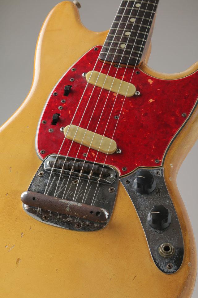 Fender 1965 Mustang White Mod
