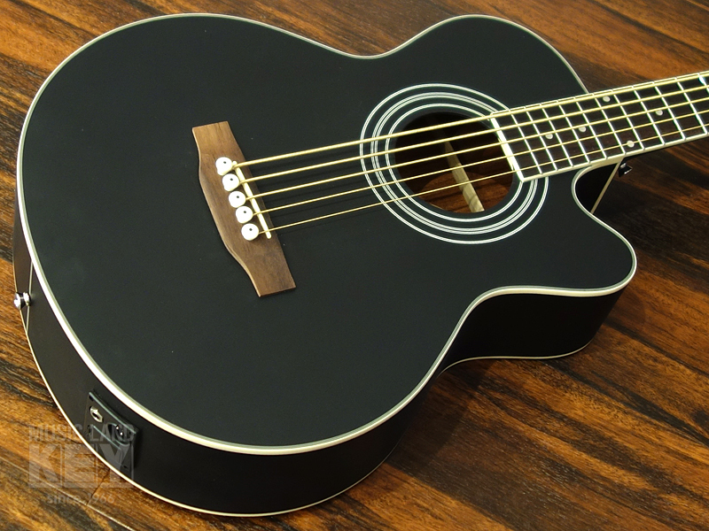 URIEL URIEL UJB-300-5CE SBK [electric acoustic guitar base !! of MUSICLAND KEY original order]