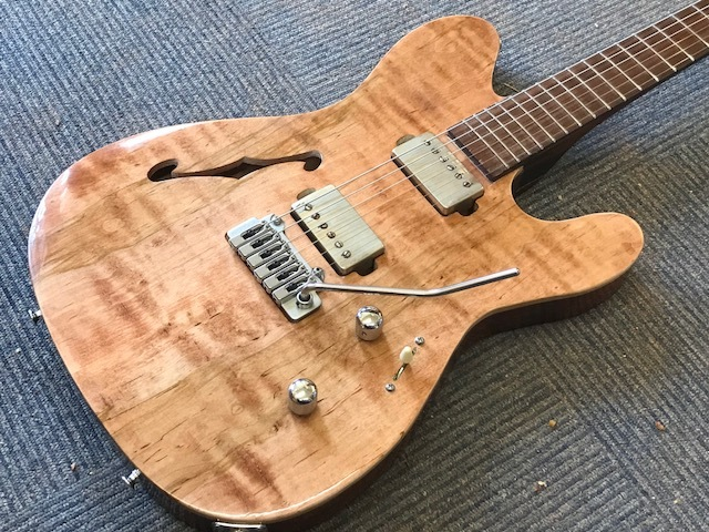Kigoshi Custom Guitar KT-Custom AJR   Protoedition