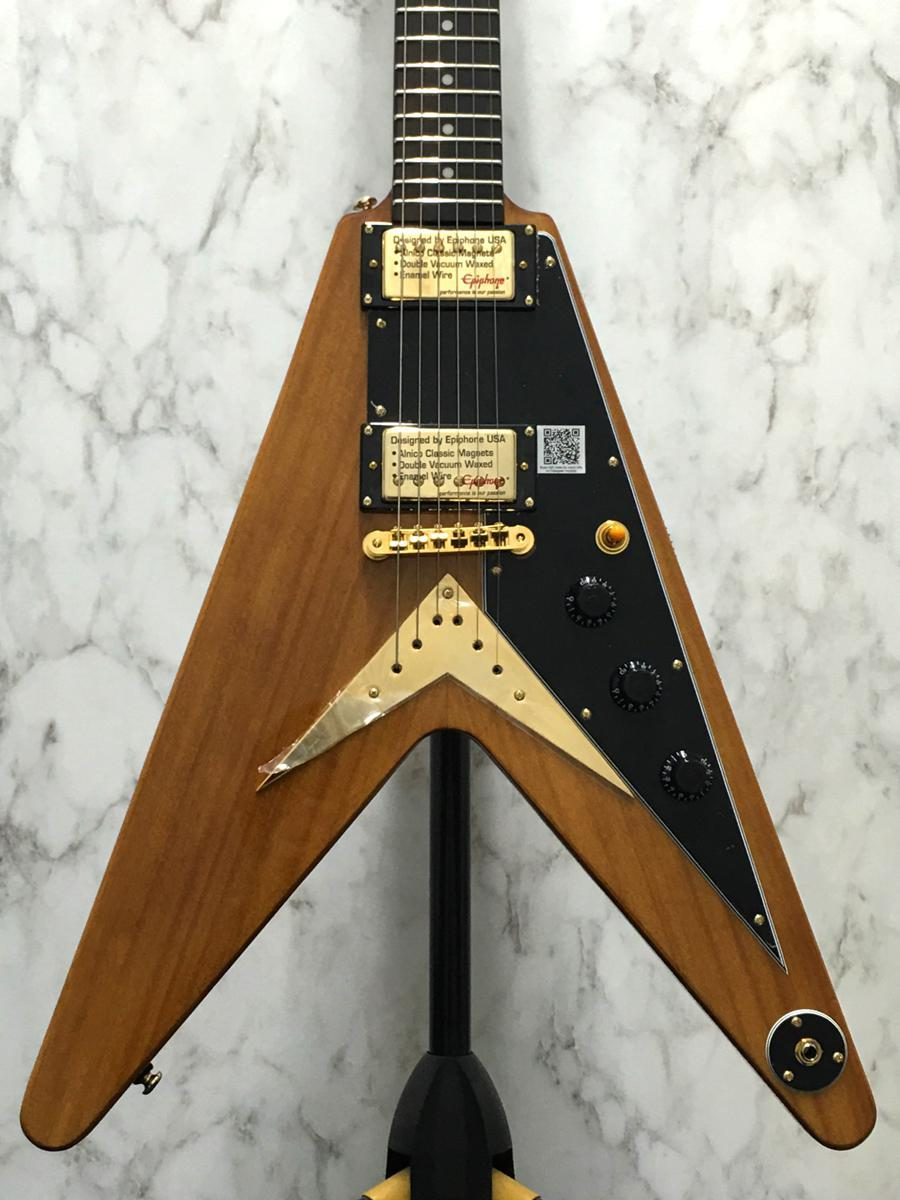 Epiphone Limited Edition Korina Flying V
