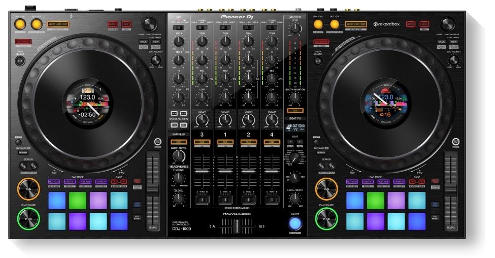 Pioneer DDJ-1000 PERFORMANCE DJ CONTROLLER