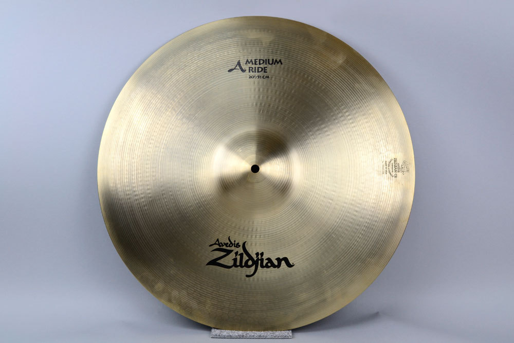 Zildjian NAZL20R.MA Zildjian 20 inches ride exhibit good bargain