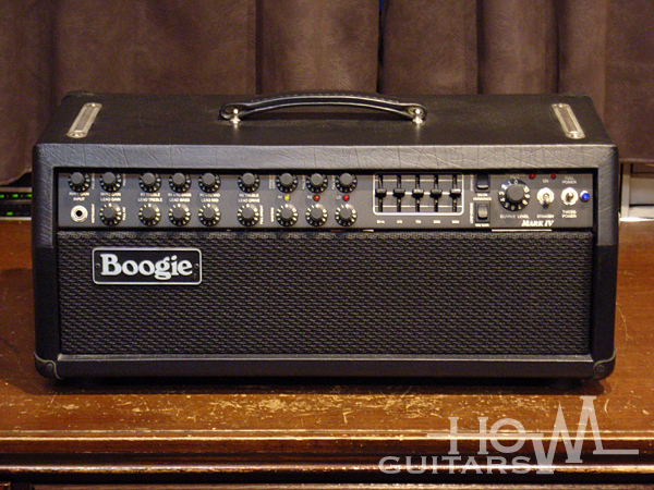 Mesa/Boogie 2007年製 Mark-Ⅳ 85W Head Amp