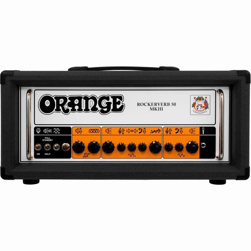 ORANGE Rockerverb 50 MKIII Black【Made in UK】【お取り寄せ】【】