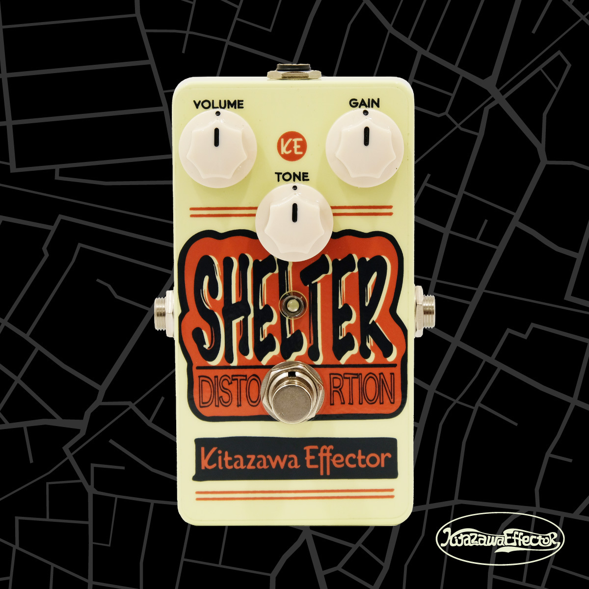 Kitazawa Effector SHELTER Distortion