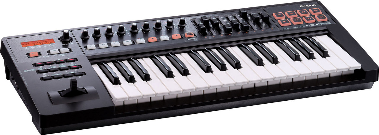 Roland [New Specials] exhibit limited! A300 PROR / MIDI keyboard /
