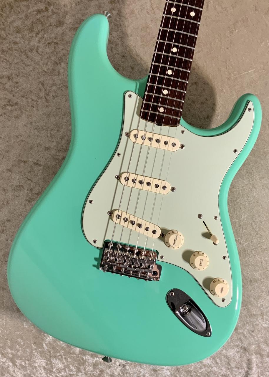 Fender Custom Shop 1960 Stratocaster N.O.S Sea Form Green 2011年製【美品中古】