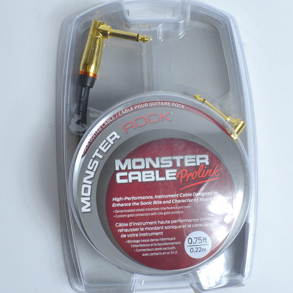 Monster Cable [New Specials] Monster Cable / patch cable /0.22m/