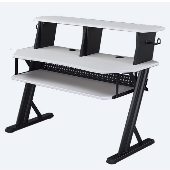 Pro Style KWD-100 WHITE [high quality, ease of use, DTM dedicated desk in pursuit of cost performance!]