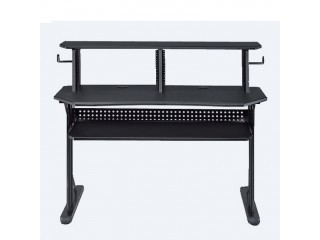 Pro Style KWD-100 BLACK [high quality, ease of use, DTM dedicated desk in pursuit of cost performance]