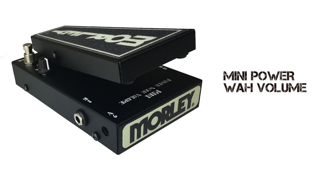 Morley Mini Power Wah Volume / MTWV