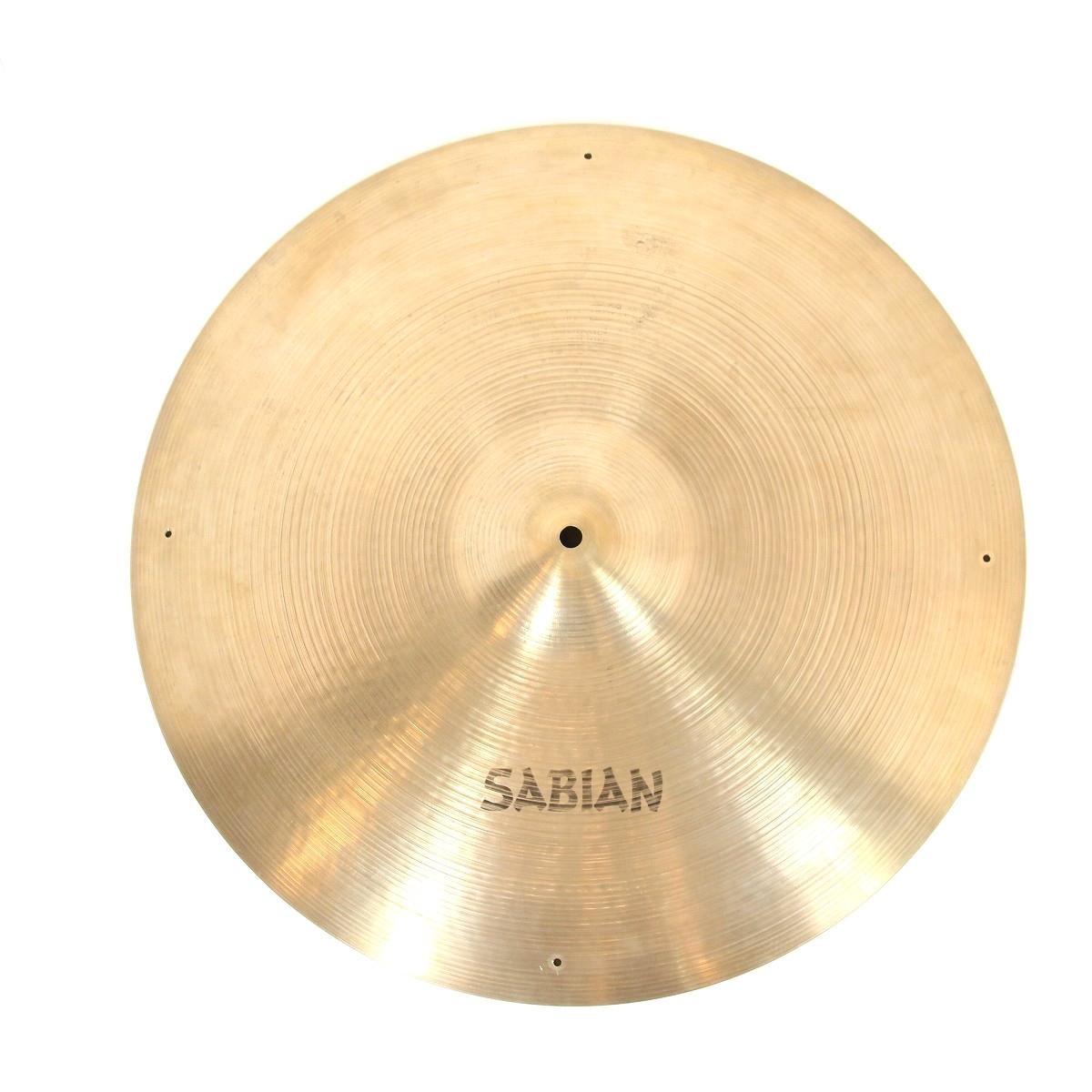 SABIAN 1980s AA 20インチ MEDIUM RIDE 2670g ミディアムライド ライドシンバル 【御茶ノ水ドラム館】
