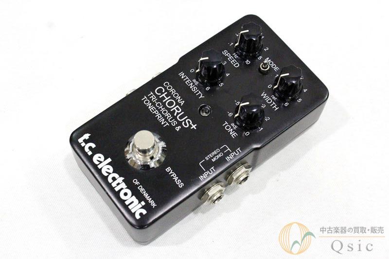 tc electronic CORONA CHORUS+ TRI-CHORUS & TONEPRINT [UF709]