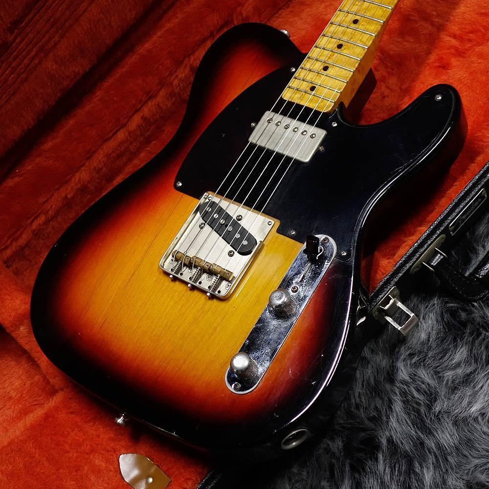 Fender Custom Shop 1952 Telecaster 3Color Sunburst 1996 [Kariya head office] [limited time price!]