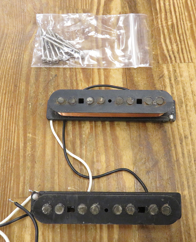 Fender Mexico Road Worn Jazz Bass Pickup set