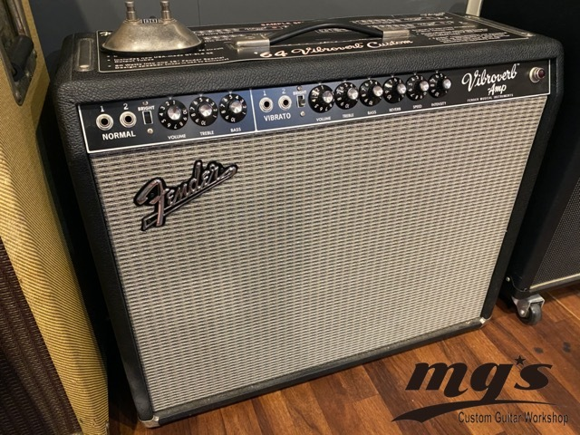 Fender Custom Shop 64 Vibroverb Custom Amp