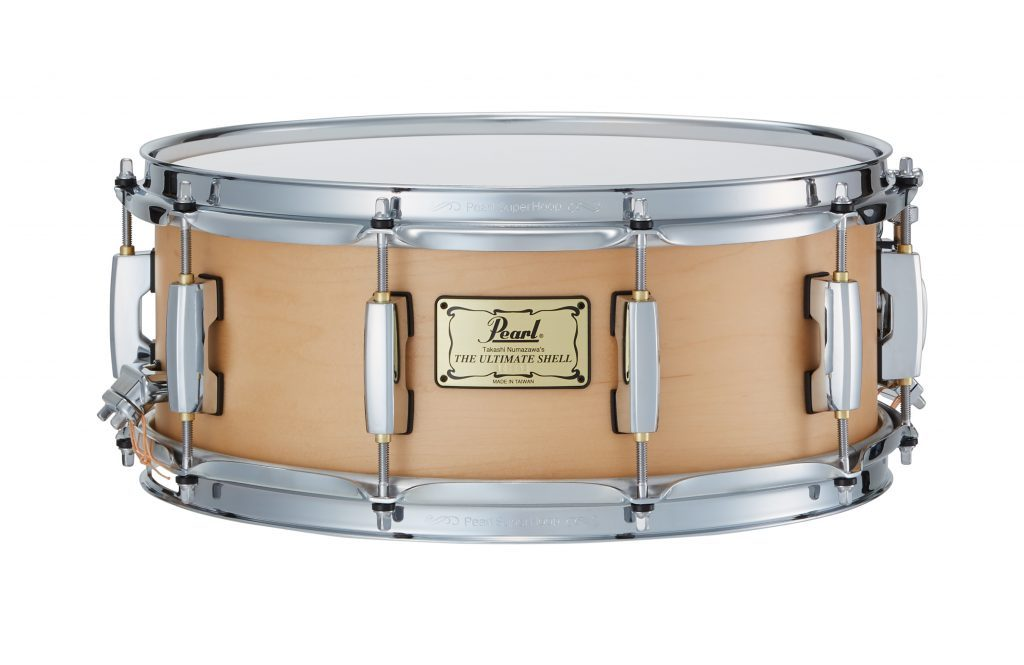 Pearl TNF1455S/C【TYPE 2 [4ply / 3.6mm]】~THE Ultimate Shell Snare supervised by 沼澤尚~