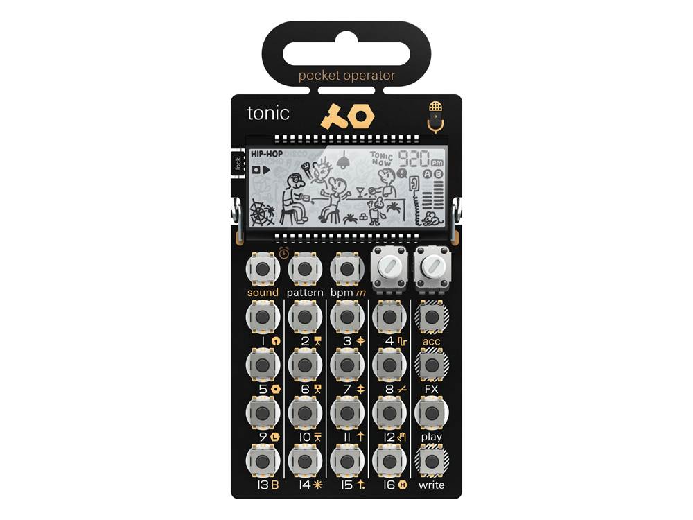 Teenage Engineering PO-32 tonic []