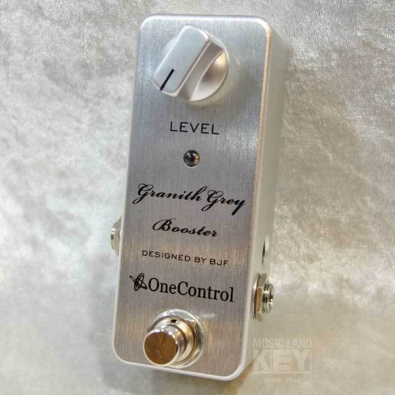 ONE CONTROL Granith Grey Booster [One Control classic booster!]