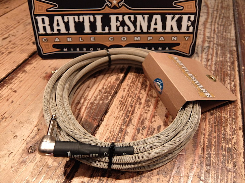 Rattlesnake Cable Standard Dirty Tweed 6m SL