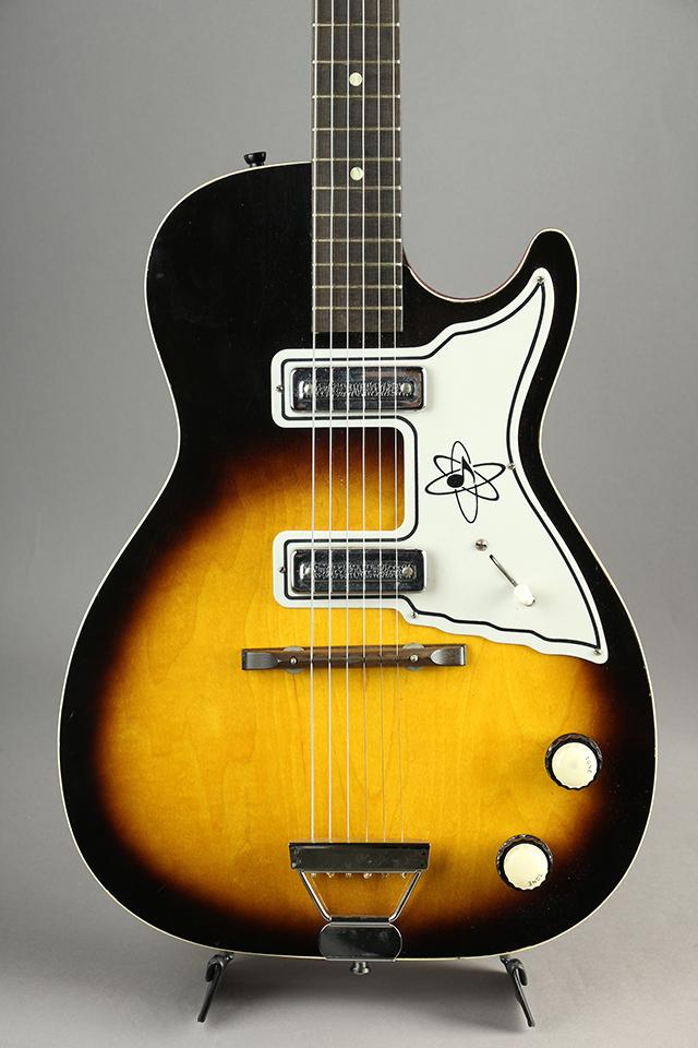 Harmony 1963 H-46 Stratotone Mars / Sunburst