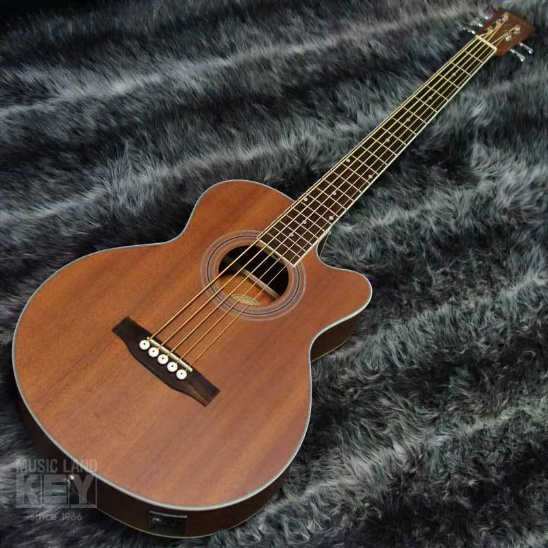 [5-string electric acoustic guitar base !! of MUSICLAND KEY original order] URIEL UJB-300-5CE NS