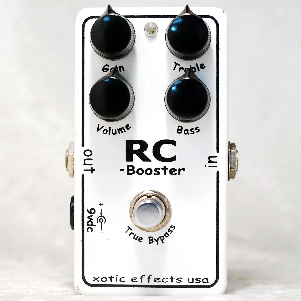 Xotic RC-Booster [旧モデル] ☆12/25 20:30まで!☆
