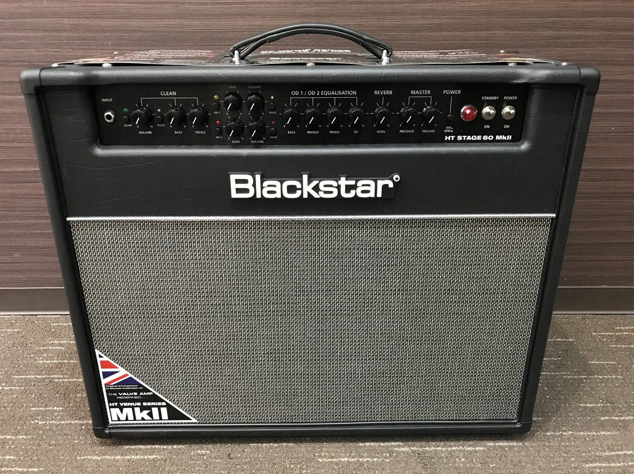 Blackstar HT-STAGE 60 112 MKⅡ HT Venue Series Outlet Specials]