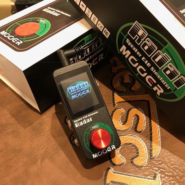 MOOER RADAR IR corresponding Speaker Simulator [available now]