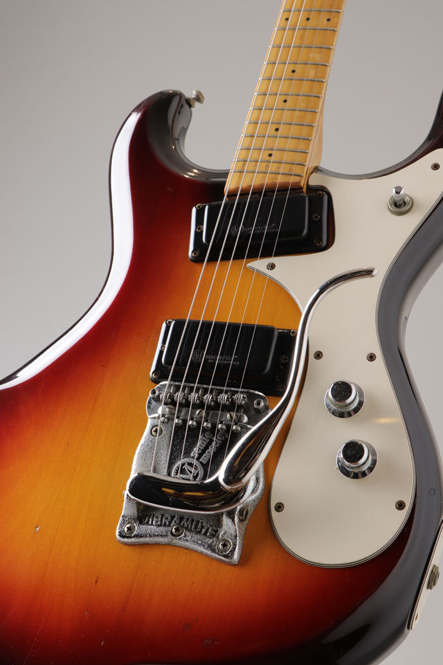 Mosrite NOKIE EDWARDS MODEL Sunburst 1990