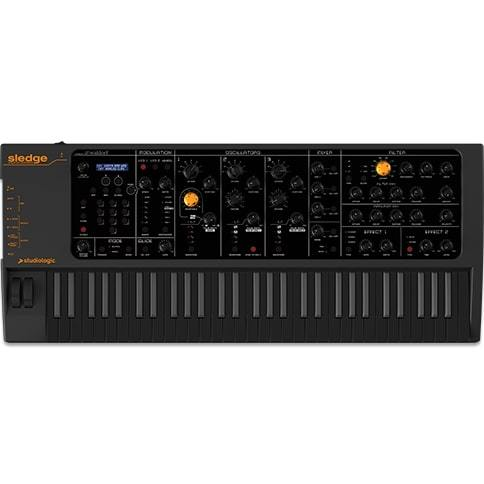 Studiologic Sledge Black Edition【配送無料!】