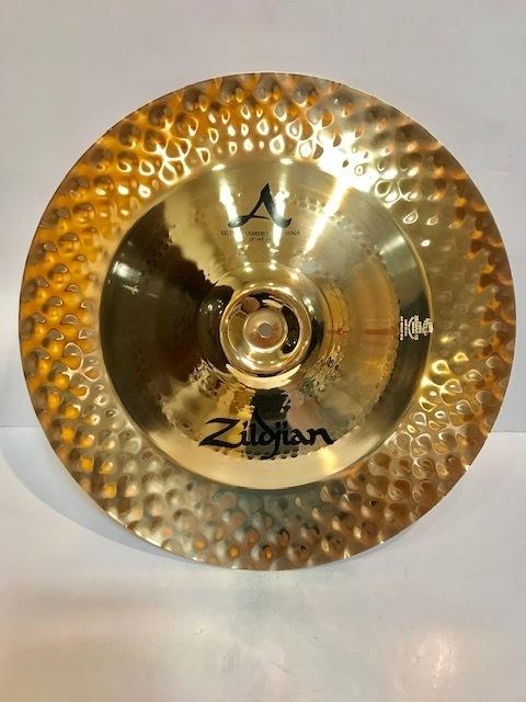 """Zildjian A 19"""" Ultrahammered China 【在庫ございます!!!】"""