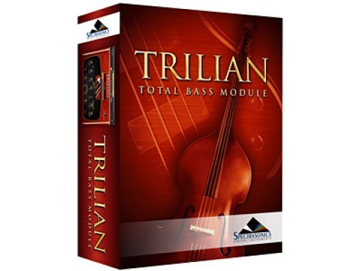 SPECTRASONICS TRILIAN (USB drive version) [~ New Year ~ KEY WEST three stores Joint 3Days bargain!] []