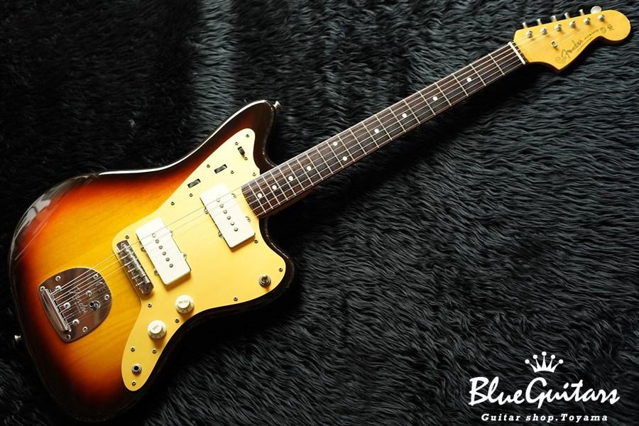 Fender Japan JM66-80 - 3Tone Sunburst / Mod.