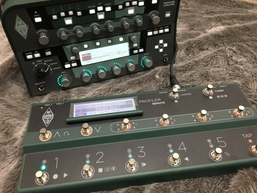 Kemper Profiling Amplifier HEAD Built in PowerAmp & Remote set [ultra-low interest rate credit target]