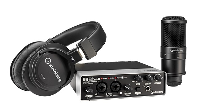 Steinberg UR22mkII Recording Pack [] <trade-in for the best deals!>