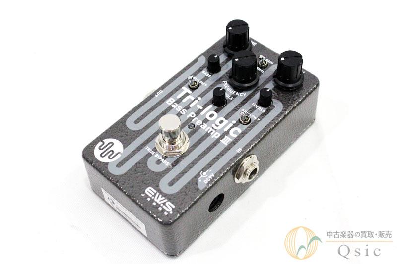 E.W.S. Tri-logic Bass Preamp 3 [OG755]