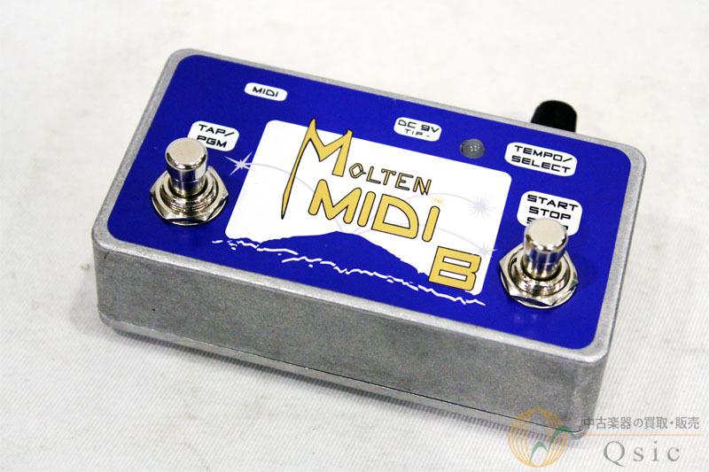 Molten Voltage Molten MIDI B [SE503]